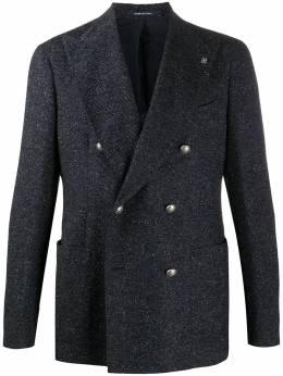 Tagliatore двубортный пиджак 47UIG0461SVS20K