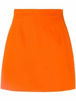 Loulou юбка мини А-силуэта SH2010218