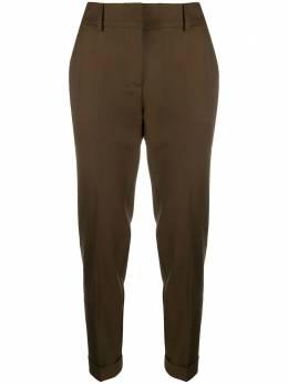 P.a.r.o.s.h. брюки строгого кроя с завышенной талией LILIUXYPANTD231123