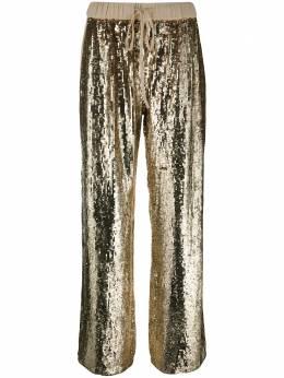 P.a.r.o.s.h. брюки с пайетками GENTLED230565