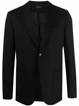 Z Zegna single-breasted wool blazer 8547351VRUG0