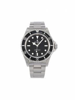 Rolex наручные часы Submariner pre-owned 40 мм 2001-го года 16610V27378