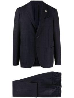 Lardini костюм-двойка строгого кроя IM029AEW55706850161093