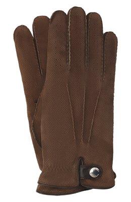 Кожаные перчатки Brunello Cucinelli MPMT93608