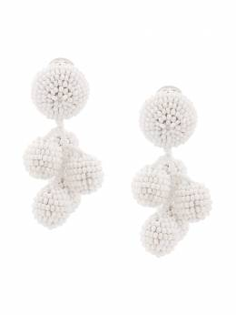 Sachin & Babi Mini Coconuts clip-on earrings J18E02100