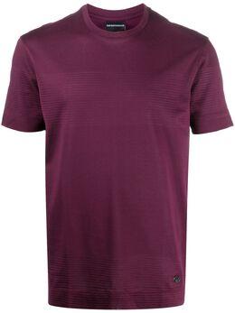 Emporio Armani футболка с логотипом 6H1TC71JIYZ