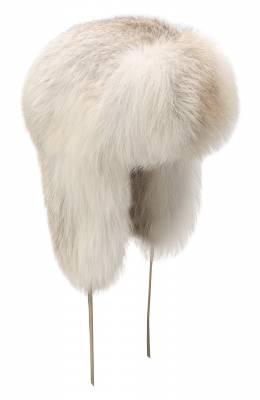 Шапка-ушанка из меха лисы Furland 0222009010032600000