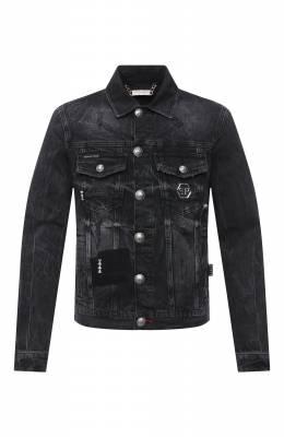 Джинсовая куртка Philipp Plein F20C MDB0279 PDE004N