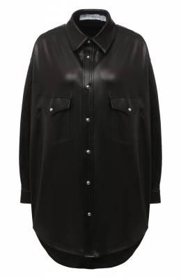 Кожаная рубашка Iro WM100EDDA