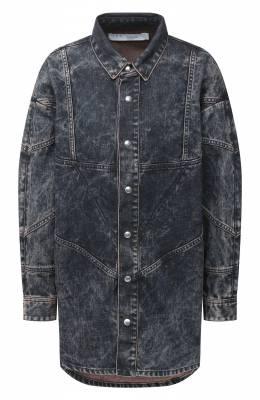 Джинсовая рубашка Iro WP18VALTA