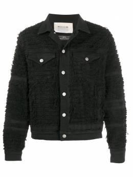 1017 Alyx 9Sm джинсовая куртка из коллаборации с Blackmeans AZMOU0117FA04F200001