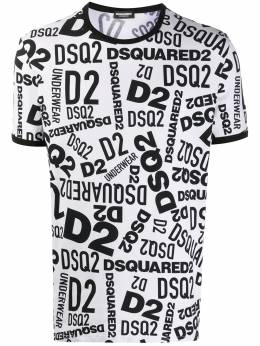 Dsquared2 футболка с логотипом D9H143300