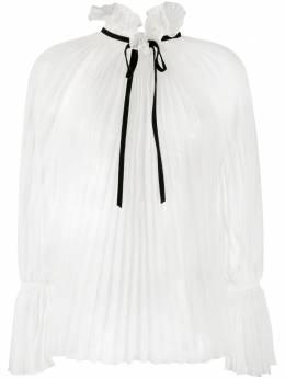 Philosophy Di Lorenzo Serafini плиссированная блузка с завязками V02217158