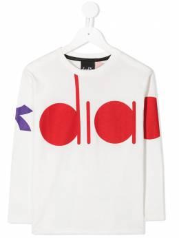 Diadora Junior футболка с логотипом 025723