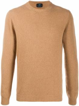 Mp Massimo Piombo свитер тонкой вязки MAGLIALAMBSWOOL