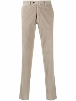 Pt01 corduroy straight-leg trousers NS01ZT0CLZPG91