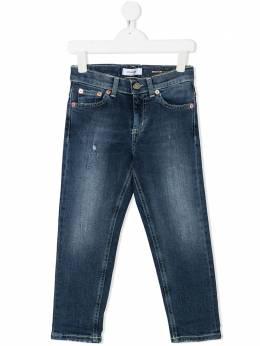 Dondup Kids узкие джинсы средней посадки BP215DSE282BAV4