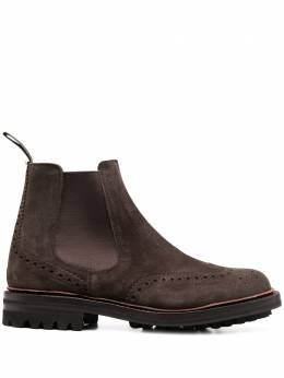 Church's ботинки челси с перфорацией ETC2069VJ