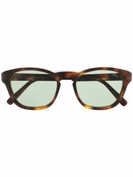 Brioni солнцезащитные очки в оправе черепаховой расцветки BR0082S