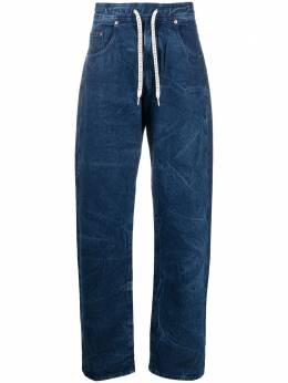 Aries прямые джинсы с кулиской FRAR30313