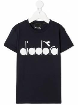 Diadora Junior футболка с логотипом 025842
