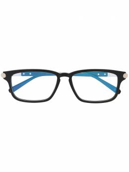 Brioni очки в прямоугольной оправе BR0080O