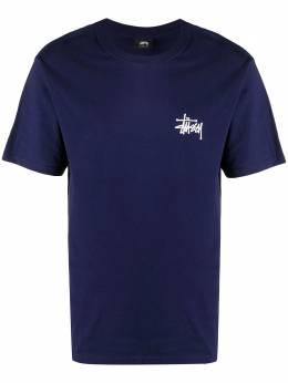 Stussy футболка с логотипом 1904567