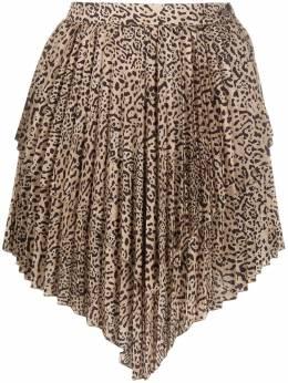 Wandering многослойная плиссированная юбка WGW20318