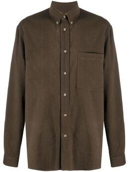 Nanushka рубашка Dome с длинными рукавами NM20PFSH02276