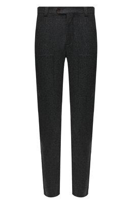Шерстяные брюки Brunello Cucinelli M038PE1460