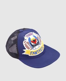 Детская синяя кепка Fantastic Fendi 2300004592449