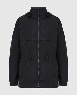 Черная куртка Army Yves Salomon 2300005821456