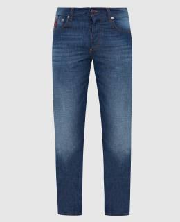 Синие джинсы Isaia 2300005742751