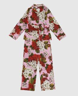 Детский розовый костюм Dolce&Gabbana 2300005966119