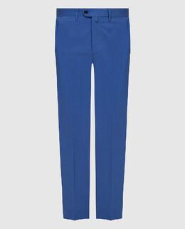 Синие брюки Stefano Ricci 2300005805623