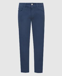 Синие джинсы Loro Piana 2300005732332