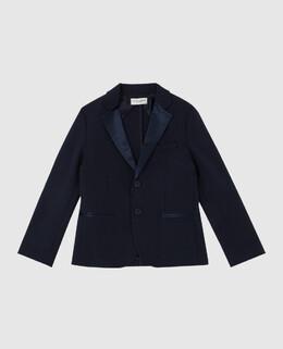 Детский темно-синий пиджак Paolo Pecora 2300006010545