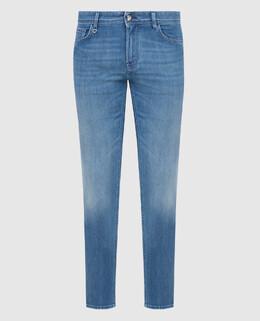 Синие джинсы Stefano Ricci 2300006001307