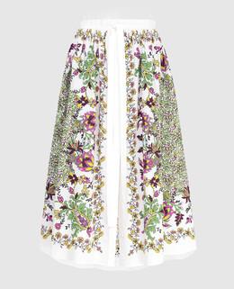 Белая юбка Givenchy 2300005990909