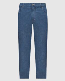 Синие джинсы Castello D'Oro 2300006060236