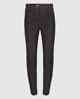 Черные джинсы David Koma 2300006022531