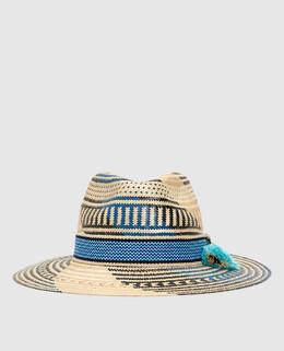 "Соломенная шляпа ""Saray"" Yosuzi 2300006139765"