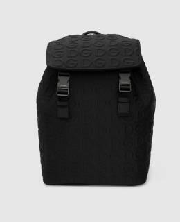 Черный рюкзак Dolce&Gabbana 2300006218477