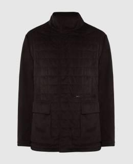Темно-коричневая куртка Canali 2300006171451