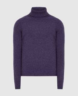 Фиолетовый свитер из кашемира Canali 2300006171598