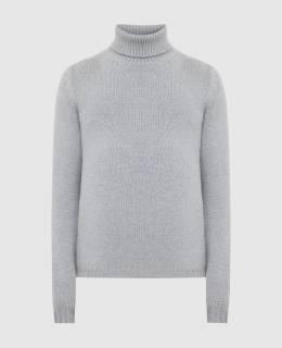 Серый свитер из кашемира Canali 2300006171574