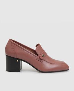 "Коричневые кожаные туфли ""Tracy"" Laurence Dacade 2300005274597"