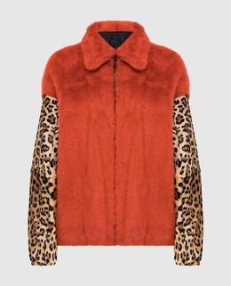 Двусторонняя куртка с мехом норки Simonetta Ravizza 2300005564568