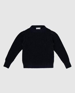 Детский темно-синий свитер Brunello Cucinelli 2300006302312
