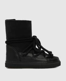 Детские черные ботинки Inuikii 2300006314575